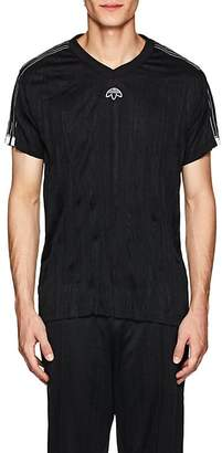adidas by Alexander Wang Men's Crinkled Jersey T-Shirt
