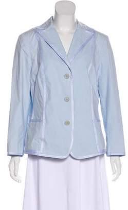 Akris Punto Long Sleeve Blazer Jacket