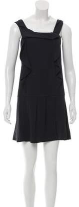 Sonia Rykiel Sonia by Pleated Mini Dress w/ Tags