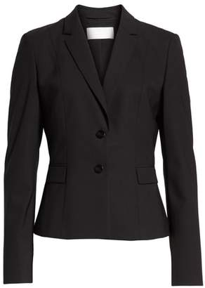 BOSS Jaru Stretch Wool Suit Jacket