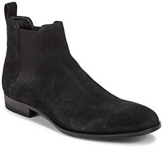HUGO Cult Suede Chelsea Boots