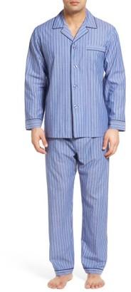 Men's Majestic International Cole Cotton Blend Pajama Set $50 thestylecure.com