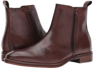 Johnston & Murphy Conard Causal Dress Double Zip Boot Men's Boots