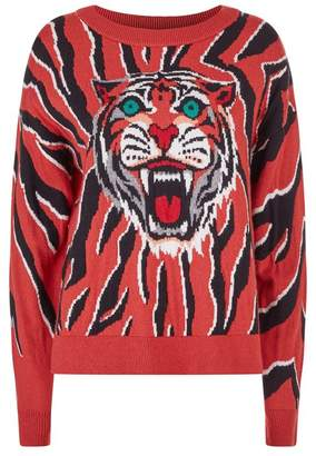 SET Tiger Sweater