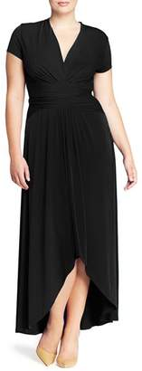 MICHAEL Michael Kors Crossover Maxi Dress