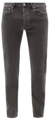 A.P.C. Petit New Standard Slim Leg Jeans - Mens - Grey