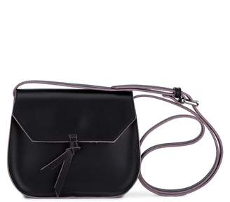 Alexandra de Curtis Jolie Mini Saddle Black