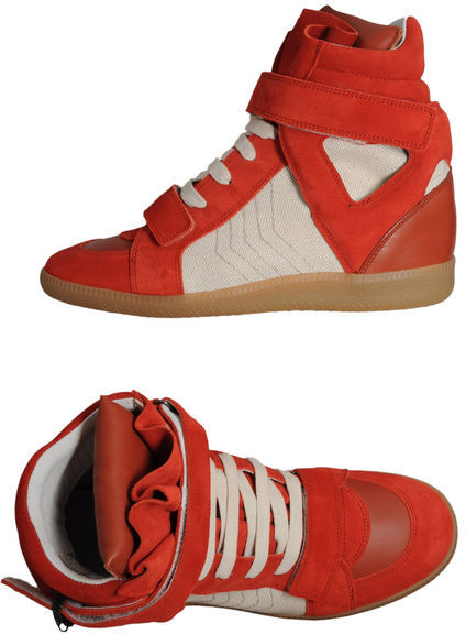 M.Grifoni Denim High-top sneaker