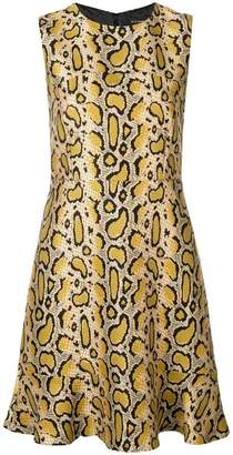Etro leopard print dress