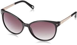 Fossil Women's FOS3007S Cateye Sunglasses