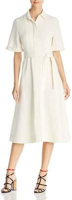 Burberry Carmen Belted Shirt Dress