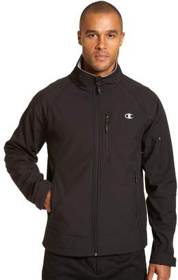 Champion Men's Mockneck Softshell Jacket