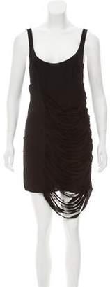 Kimberly Ovitz Sleeveless Distressed Dress w/ Tags