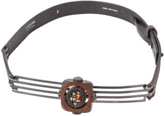 Lanvin Leather belt
