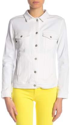 Tractr Basic Oversized Denim Jacket