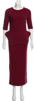 Missoni Knit Midi Skirt Set