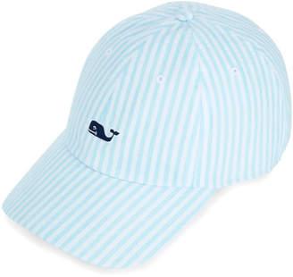 60ec10ce74266 Vineyard Vines Seersucker Baseball Hat