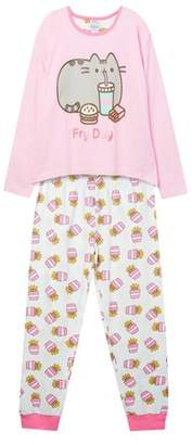 Next Girls Missimo Nightwear Pusheen Movie Night PJ Set