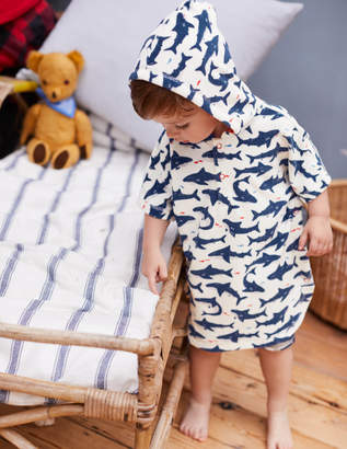 Boden Animal Towelling Throw-on