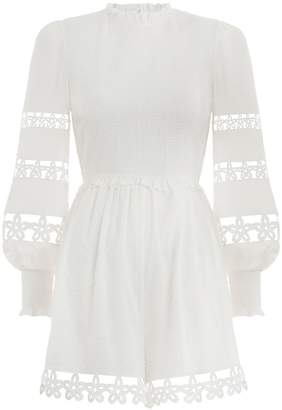 Zimmermann Primrose Daisy Playsuit