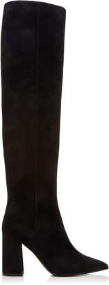 Tabitha Simmons Izzy Suede Knee Boots