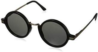 A.J. Morgan Rotunda 53566 Round Sunglasses $24 thestylecure.com