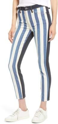 Current/Elliott The Stiletto High Waist Ankle Skinny Jeans