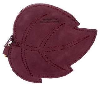 Longchamp Leather Coin Purse