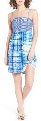 Women's Roxy Crystal Print Sundress $39.50 thestylecure.com