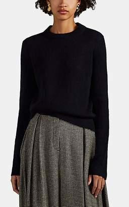 The Row Women's Muriel Cashmere Crewneck Sweater - Navy