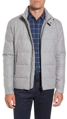 Rodd & Gunn Boltons Water-Resistant Wool Down Jacket