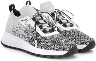 Prada PRAX-01 knit sneakers