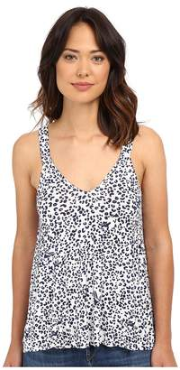 Clayton Sora Top Women's Sleeveless