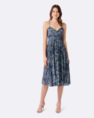 Serpentine Maxi Dress
