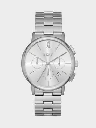 Donna Karan Donnakaran Willoughby Stainless-Steel Chronograph Watch