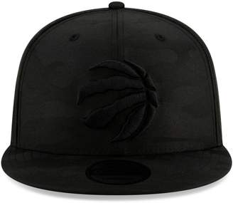 New Era Toronto Raptors NBA Blackout Camo Play Cap