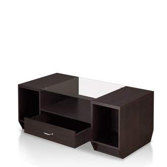 Furniture of America Osmond Contemporary Espresso Coffee Table