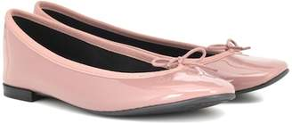 Repetto Lili patent leather ballet flats