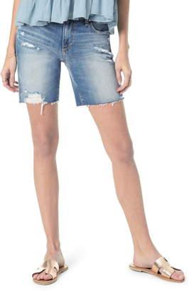 Joe's Jeans Cutoff Bermuda Shorts