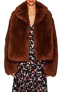 A.L.C. Women's Dean Lamb Shearling Coat - Rust