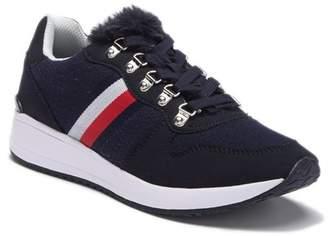 34f8b6964535b8 Tommy Hilfiger Blue Women s Sneakers - ShopStyle