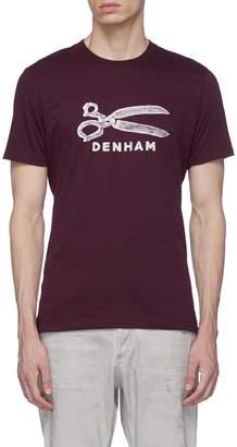 Denham Jeans Logo print T-shirt