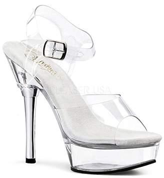 Pleaser USA Women's Allure-608/C/M Platform Sandal