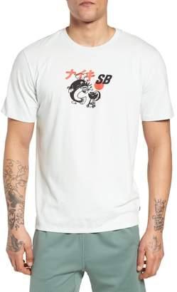 Nike SB Dry BBQ Fish Crewneck T-Shirt