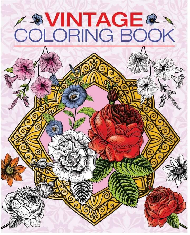 Quarto Publishing Vintage Coloring Book