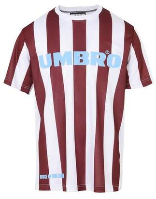 House of Holland UMBRO x JERSEY STRIPED TSHIRT T-shirt