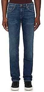 J Brand MEN'S TYLER TERRY SLIM JEANS-DK. BLUE SIZE 29