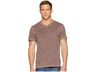 Agave Denim Dungeons Short Sleeve V-Neck Men's Short Sleeve Pullover