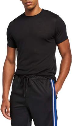 2xist Men's Activewear Crewneck Core Mesh T-Shirt
