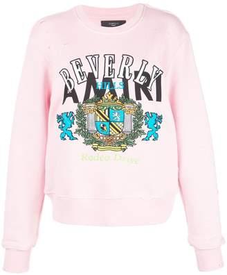 Amiri Rodeo Drive sweatshirt